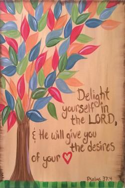 Desires of Your Heart Tree