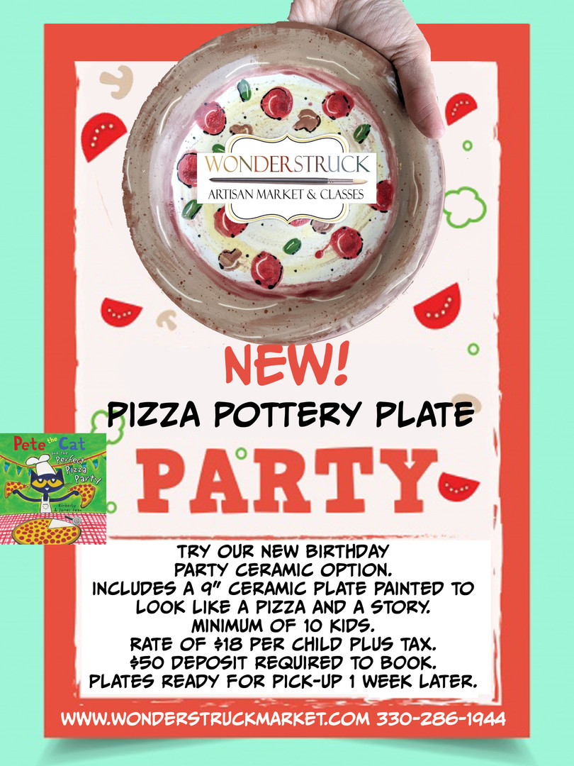 Pizza Bday Party