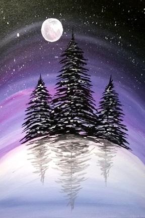 Violet Tree Trio