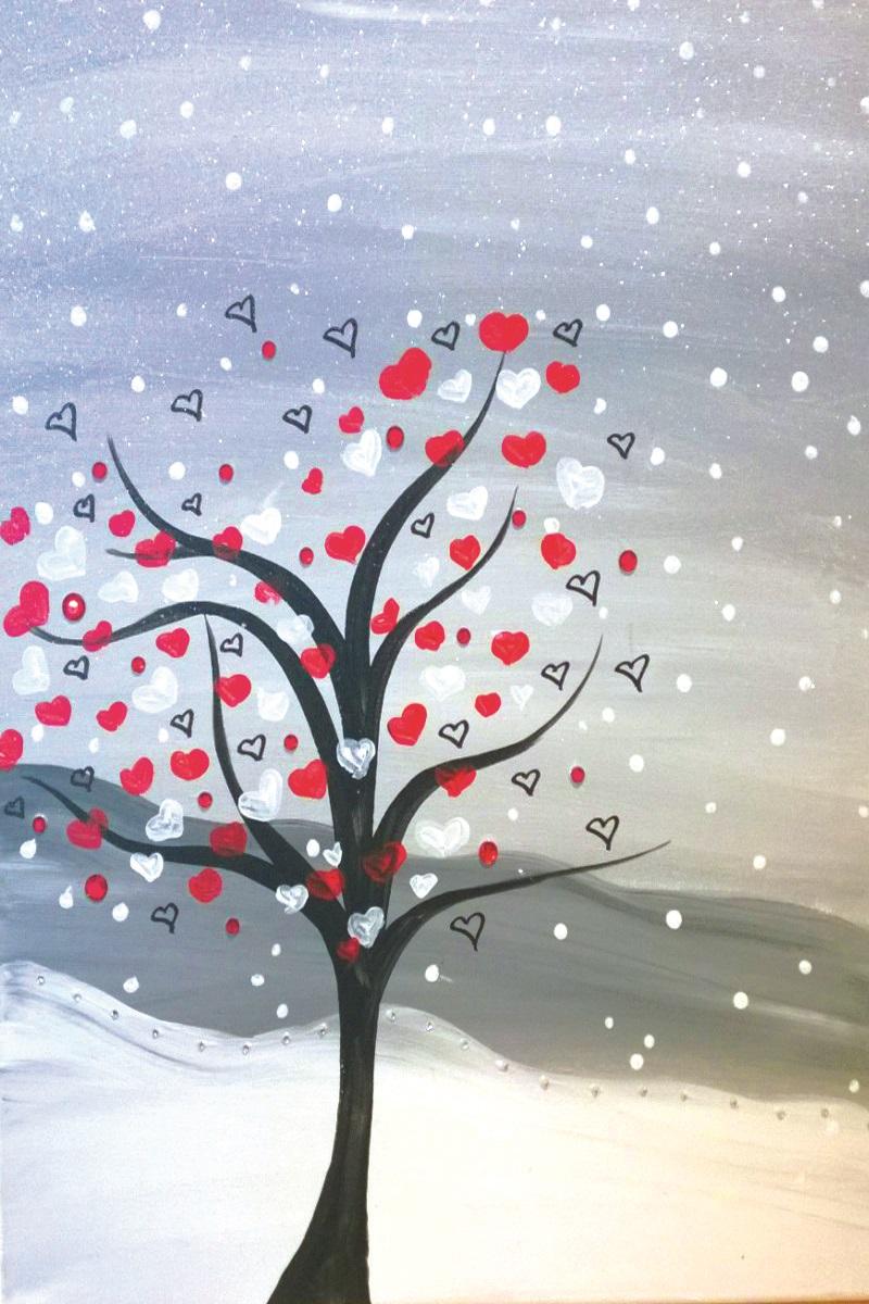 Valentine's Tree