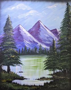Purple Mountains- Level 2