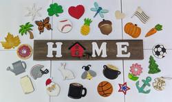 Interchangeable HOME Board