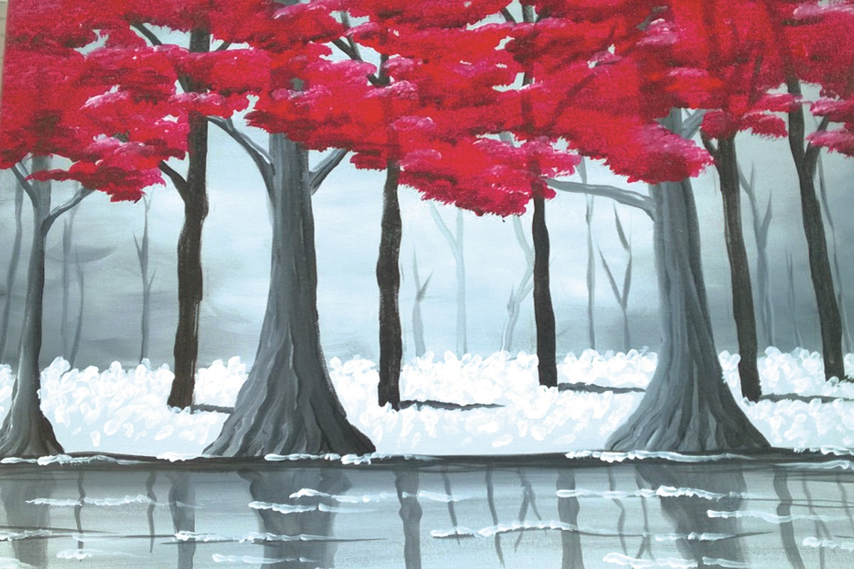 Red Rouge Forest