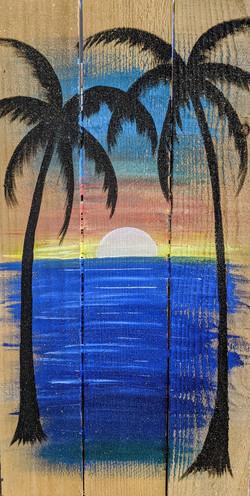 Pallet Palms
