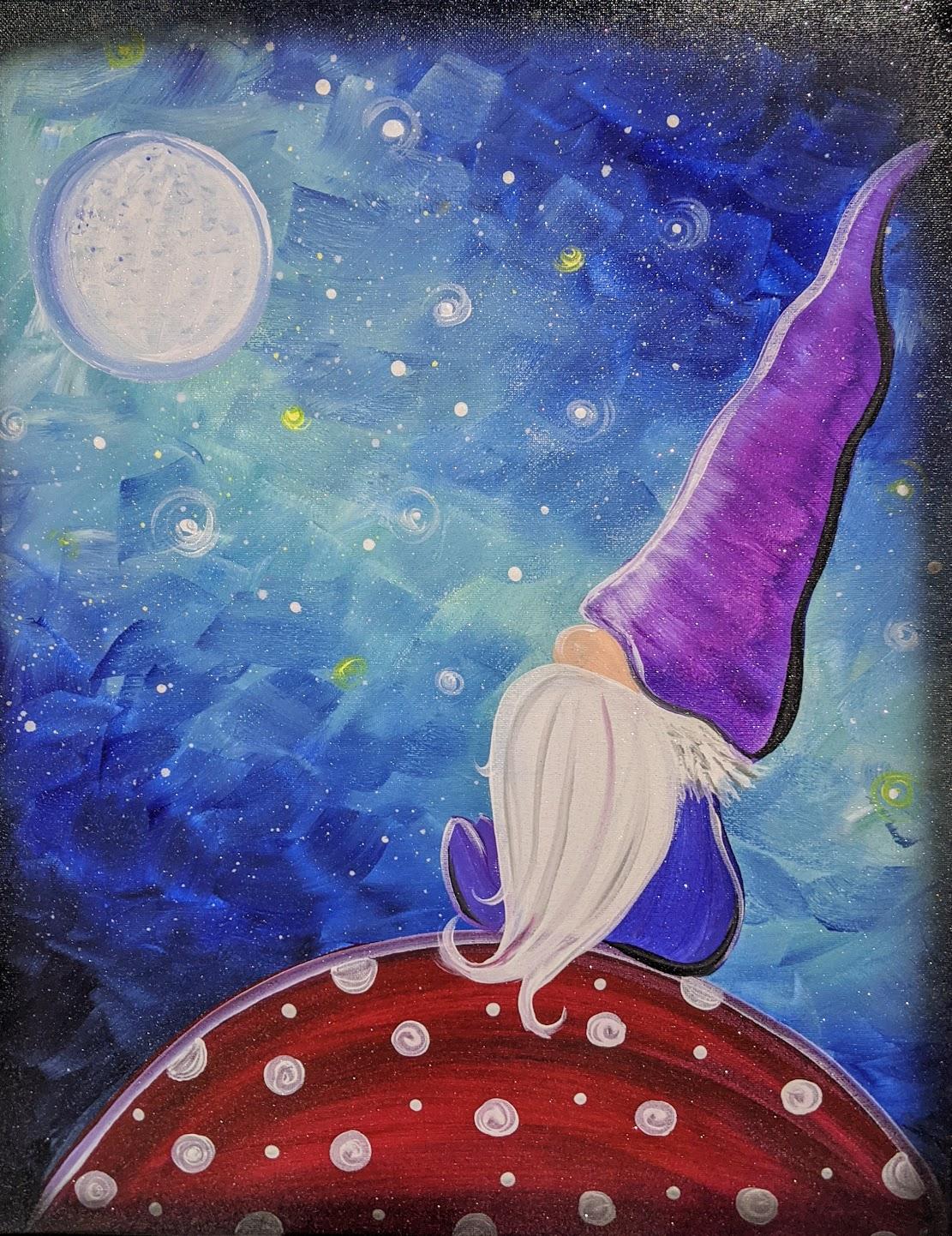 Star Gazing Gnome