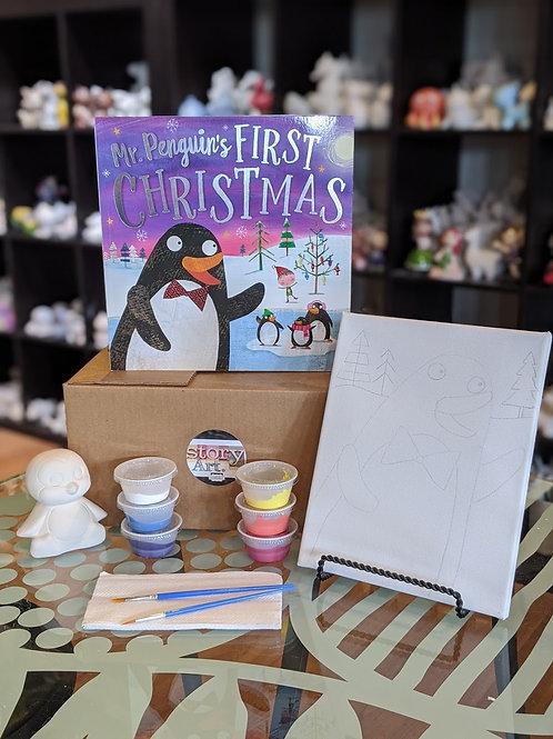 StoryART Kit: Mr. Penguins First Christmas