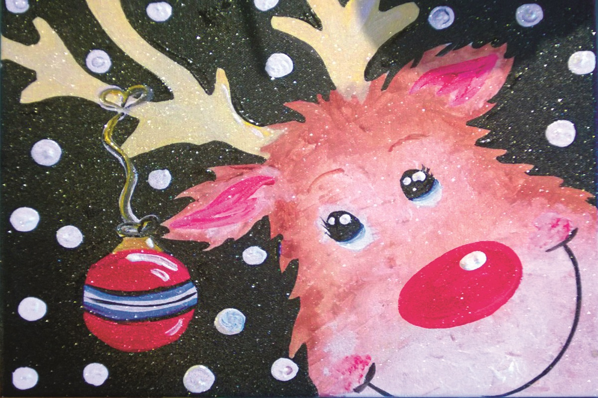 Kids Rudolph 2015