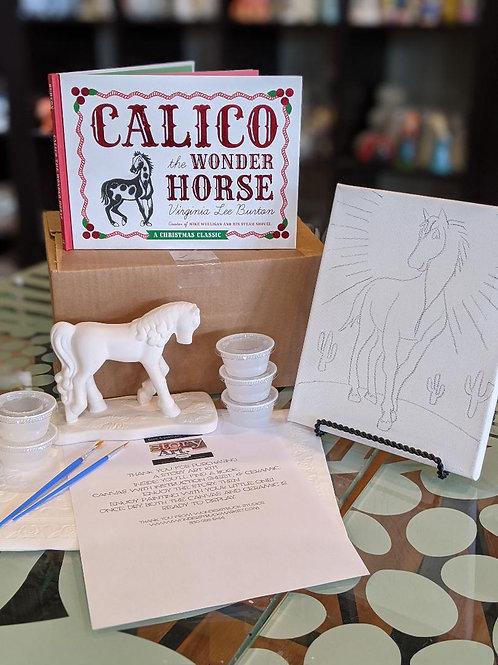 StoryART Kit: Calico The Wonder Horse