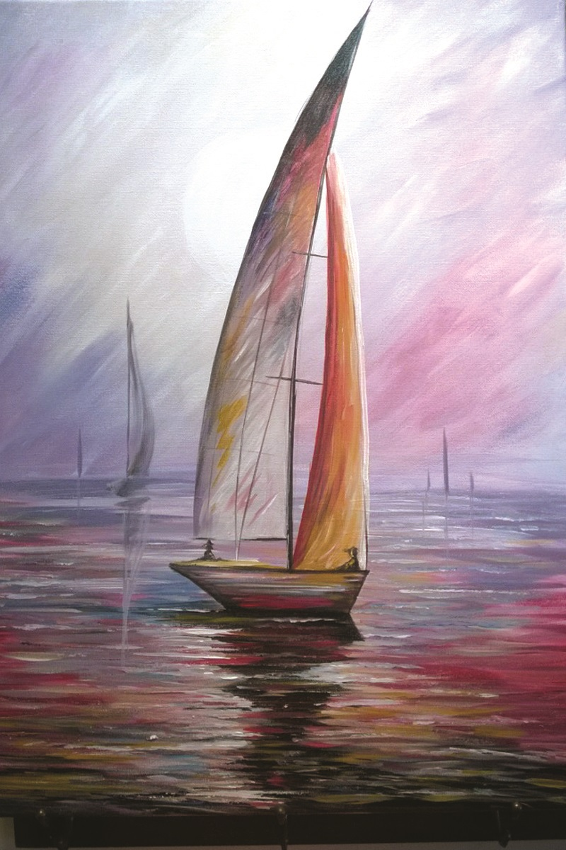 Level 3 Sailboat