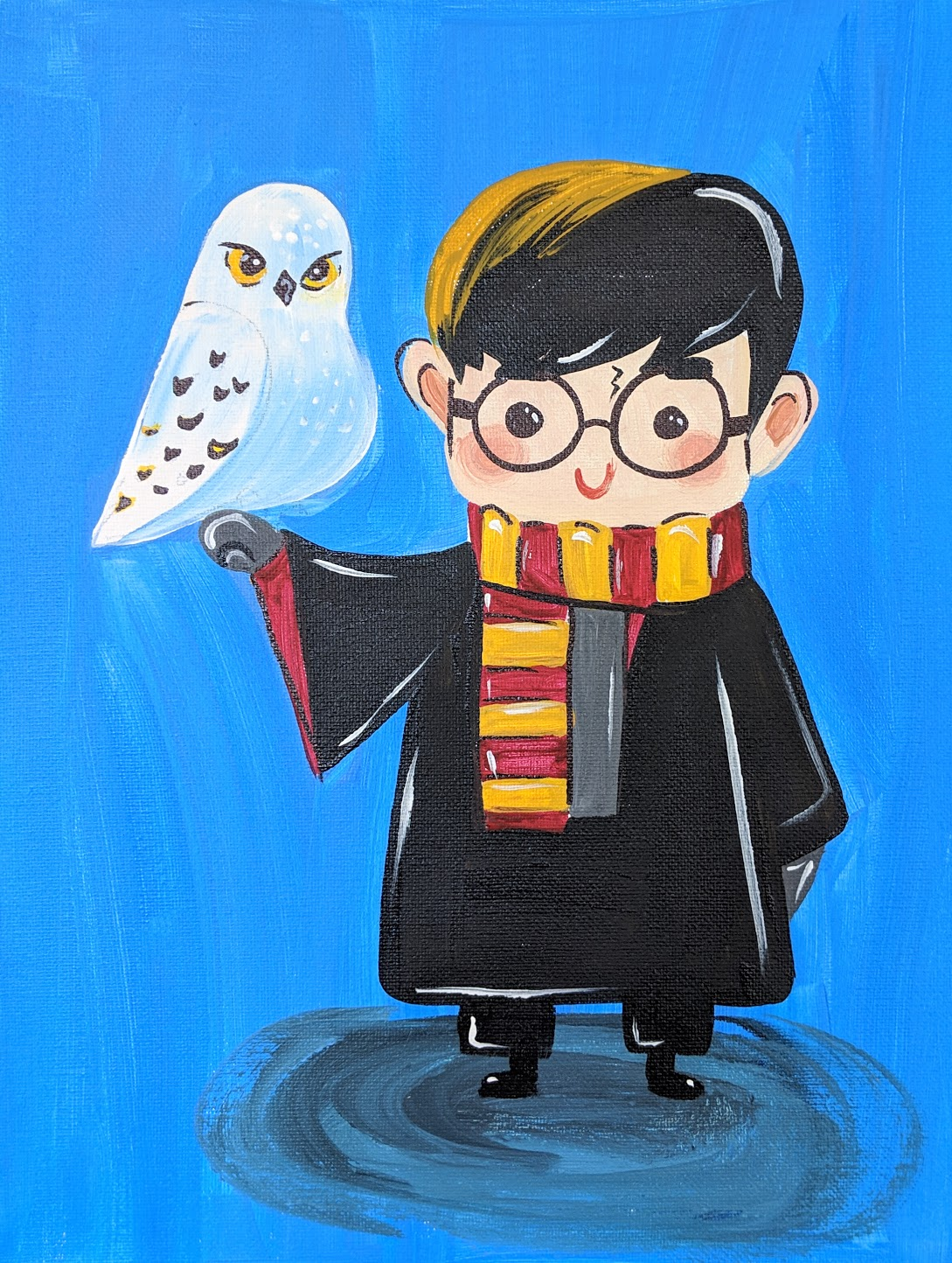 Harry & Owl