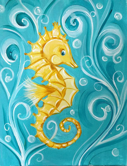 Kids Seahorse