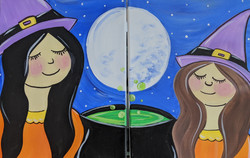 You & Me Witches