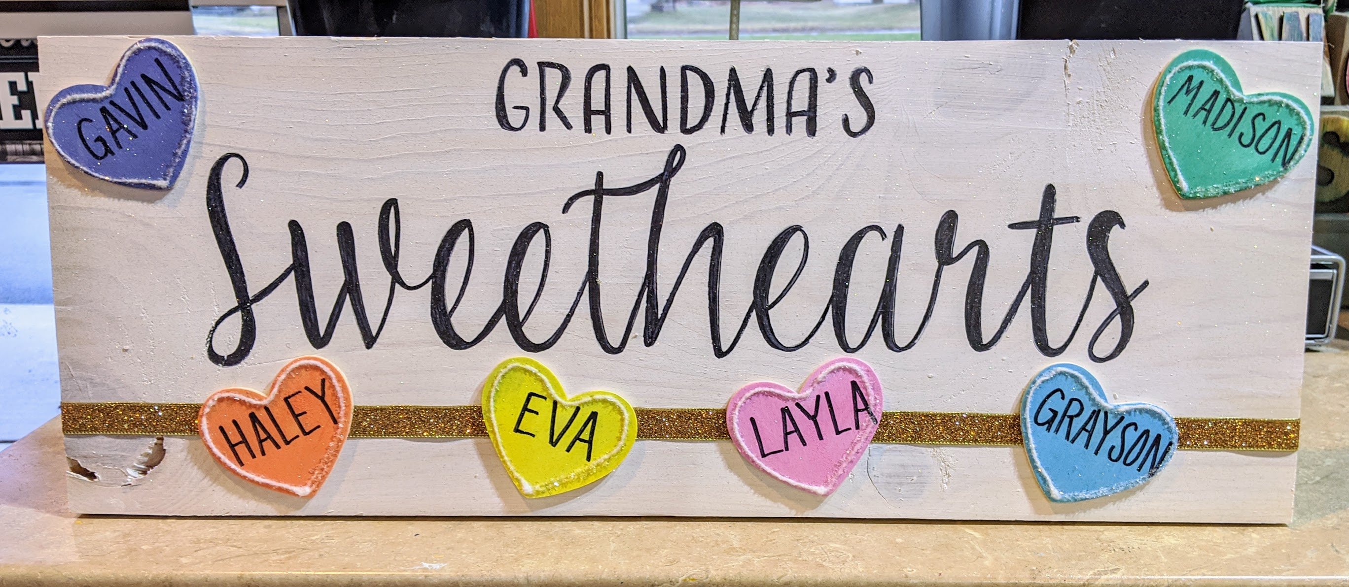 Grandma's Sweethearts