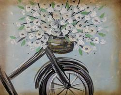 Shabby Chic Bike