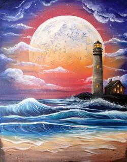 Dreamy Seas