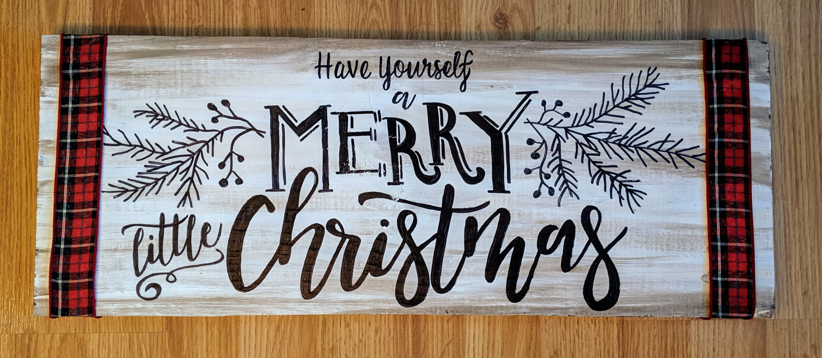 Have Yourself a Merry Little Christmas R