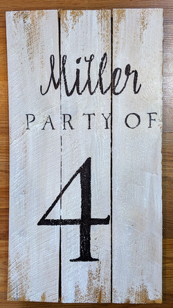 Party of Number
