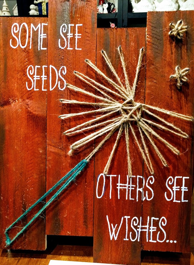 Some See Seeds, Others See Wishes