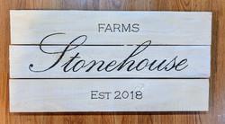 Last Name Farms Pallet
