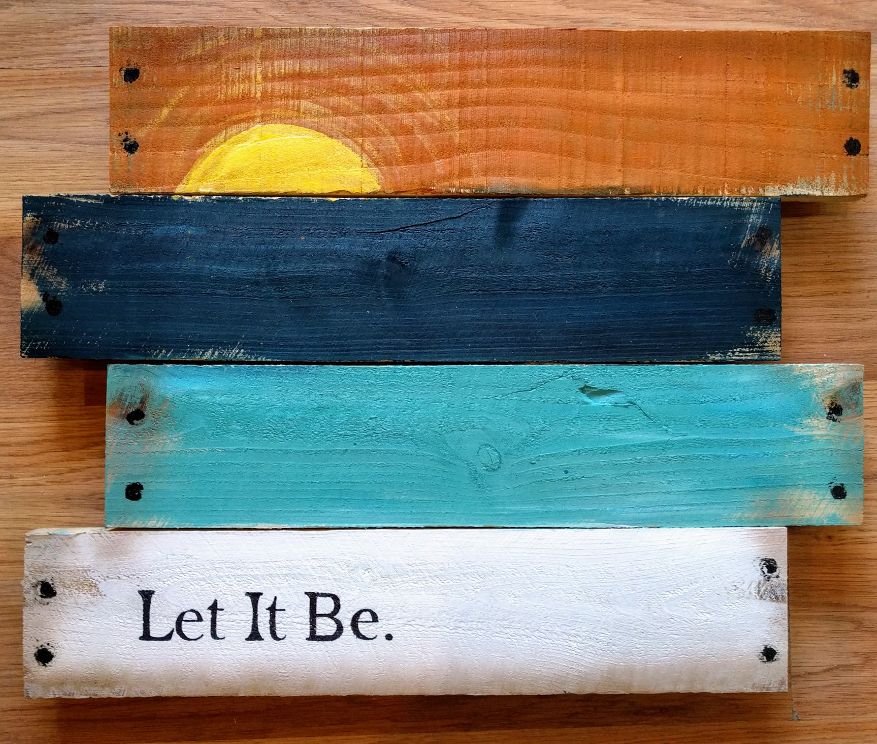 Let It Be Pallet