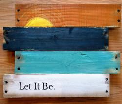 Let It Be Pallet