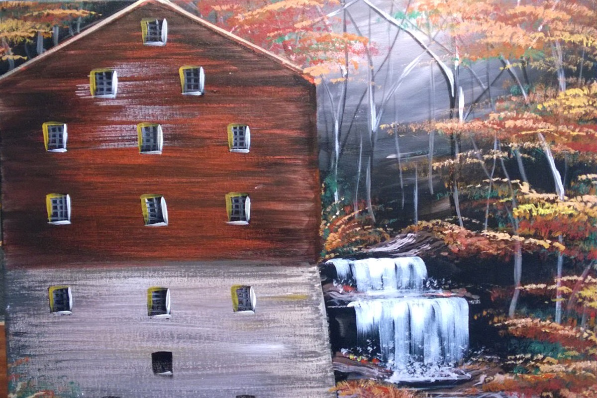 Lantermans Mill Fall
