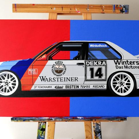 BMW E30 M3 DTM ARTWORK