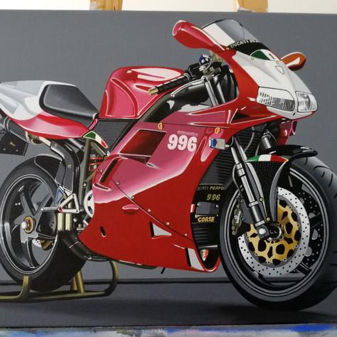 DUCATI 996 SPS ARTWORK