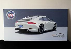 2014 PORSCHE 911 50TH ANNIVERSARY LIMITE