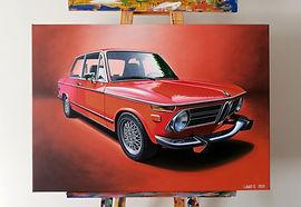 BMW 2002 ARTWORK