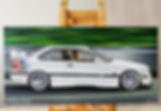 1995 BMW E36 M3 LIGHTWEIGHT - ART_PAINTI