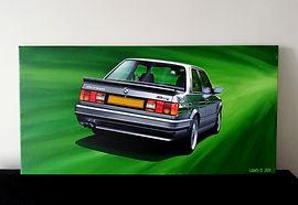 BMW E30 ALPINA C2 2.7 ART
