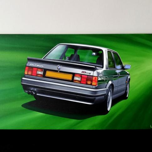 BMW E30 ALPINA C2 2.7 ARTWORK