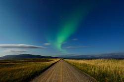 Highway to heaven.