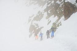 Skiers.