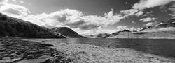 Lyngen fjord.