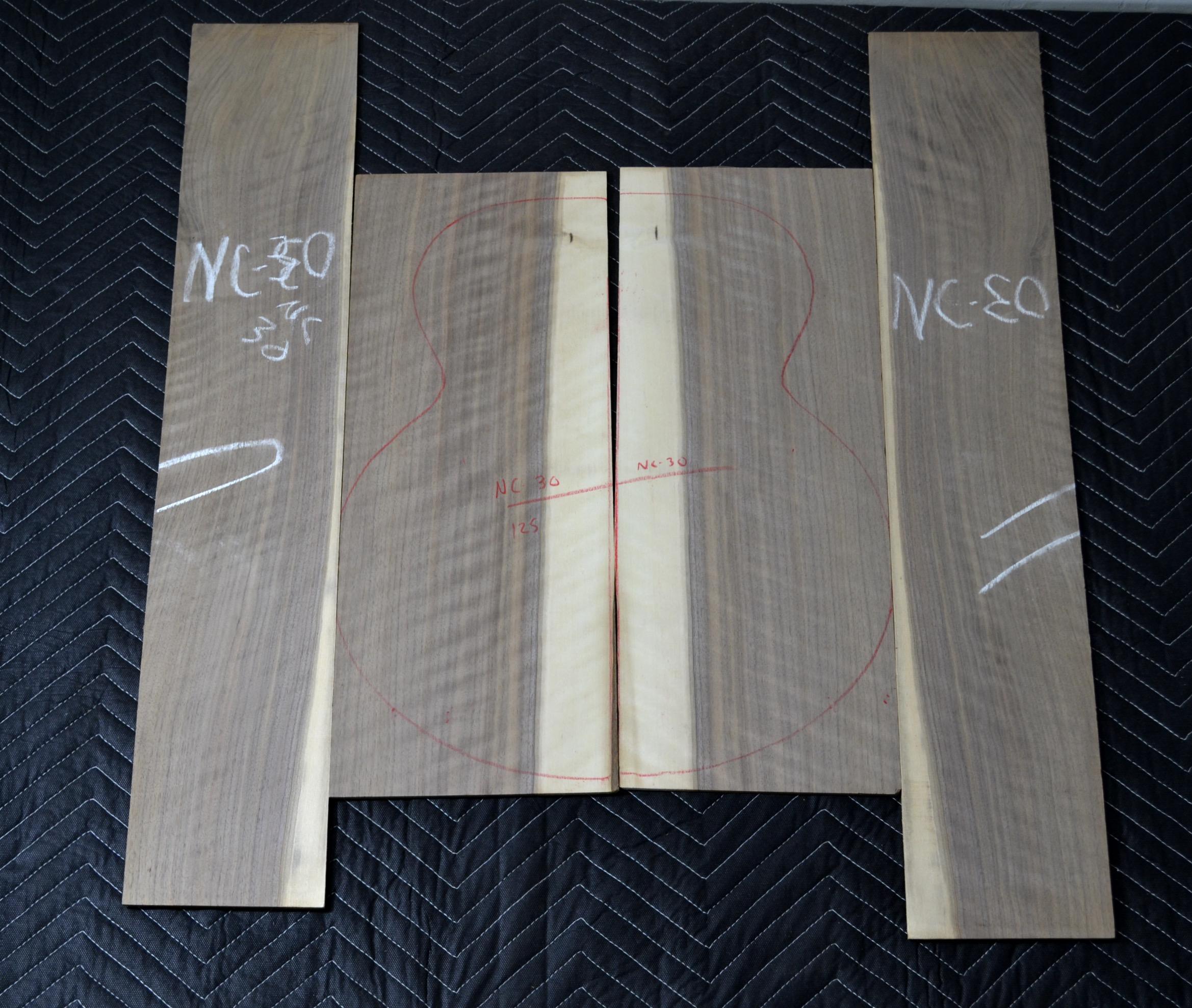 Noyer Noir KIT#330