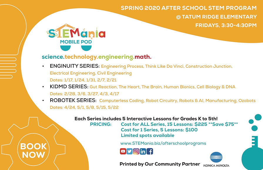 STEMania Tatum Ridge Flyer_Spring 2020.j