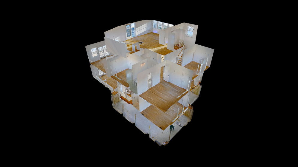 The Dollhouse is a 3D image of your Listing