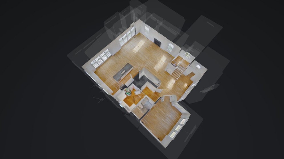 A Floor Plan for each h Level