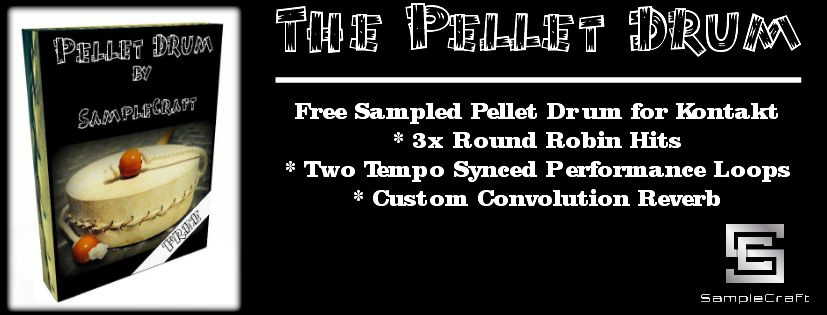Free Pellet Drum