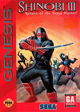 S1 EP29 Shinobi 3/Ninja Games