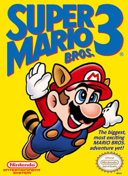 S2 EP12: Super Mario Bros. 3/Cheating In Games (discussion)