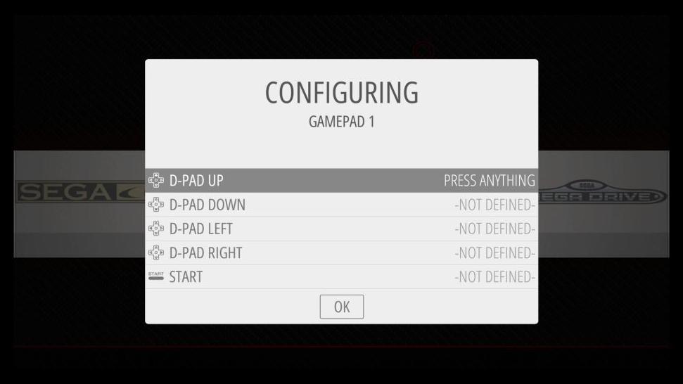 RetroPie - Configure Controller