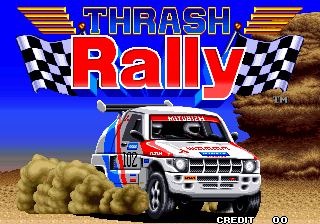 S2 EP11: Thrash Rally (Neo Geo)/Hypothetical Road Trip to San Diego