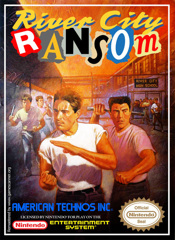 S1 EP24 River City Ransom/SNES Emulation/Video Game March Insanity