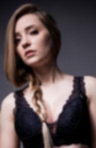 Model Sophia beautiful sexy erotic boudoir nsfw