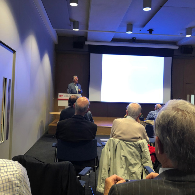 Prof Michael Duff - Institute of Physics