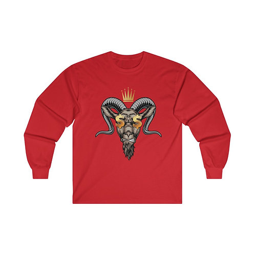Billy GOAT Vibe$ - Ultra Cotton Long Sleeve Tee