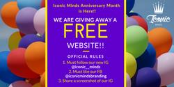 Anniversary Contest